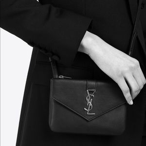 YSL Tri Pocket Bag